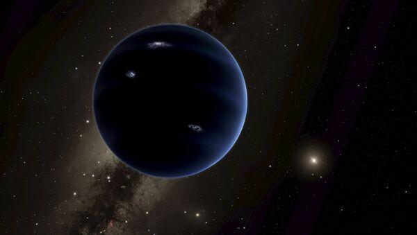 Une planète mystèrieuse - Sputnik France