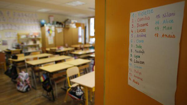 salle de classe - Sputnik France