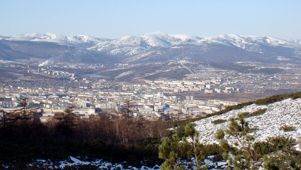 Magadan - Sputnik France