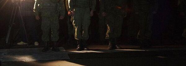Морпехи ЧФ прибыли в Крым, выполнив задачи по охране аэродрома в Сирии - Sputnik France