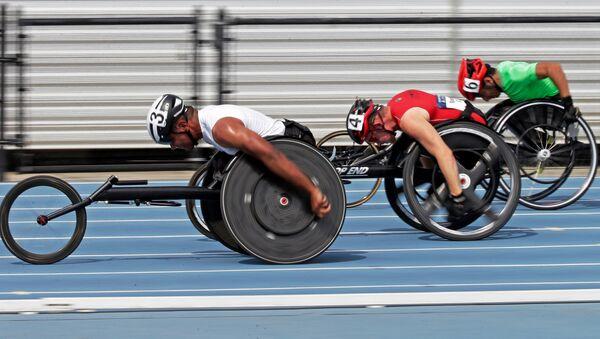 Paralympiques - Sputnik France