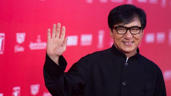 Jackie Chan - Sputnik France
