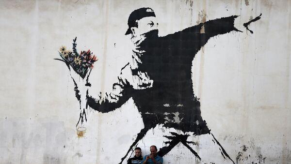 Banksy - Sputnik France