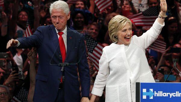La Fondation Clinton avoue avoir reçu un don de Qatar - Sputnik France