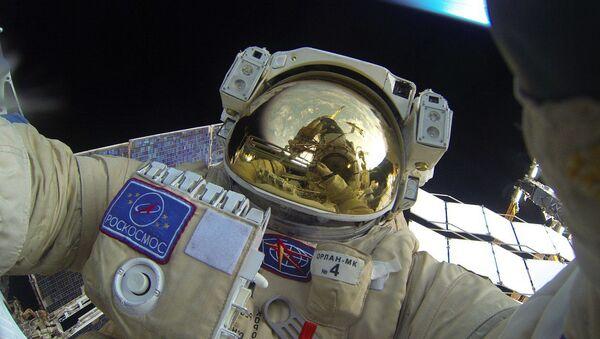 Un cosmonaute russe - Sputnik France