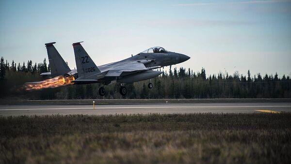 F-15, chasseur américain de quatrième génération - Sputnik France