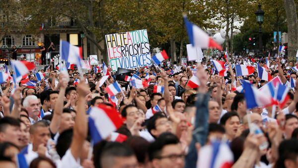 Heurts à Paris: réputée calme, «la communauté chinoise ne tolère pas l'injustice» - Sputnik France
