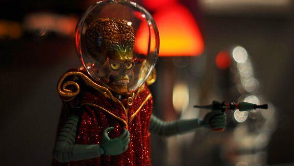 Les extraterrestres - Sputnik France