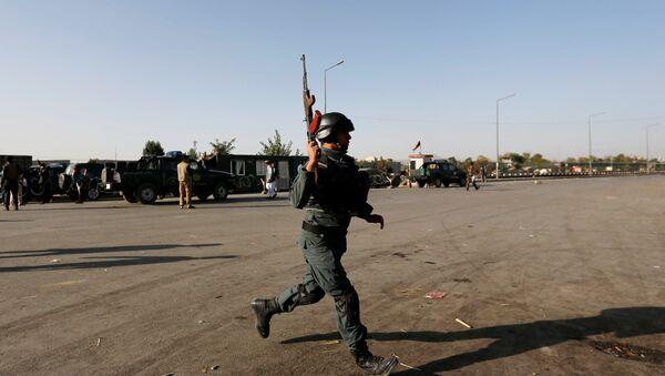 police, Afghanistan - Sputnik France