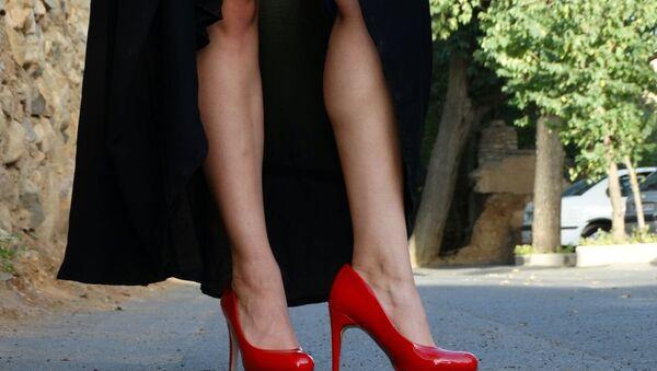Des chaussures à talon aiguille. Image d'illustration - Sputnik France