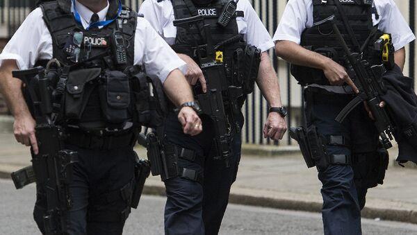 Police britannique - Sputnik France