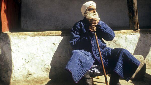 Un habitant du village tadjik de Iamg, 117 ans - Sputnik France