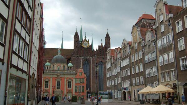 Gdańsk, Stare Miasto - Sputnik France
