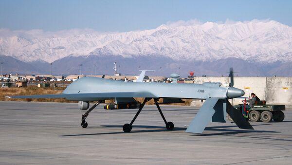 Un drone américain en Afghanistan - Sputnik France