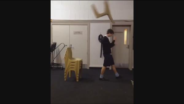 Le Chair flipping envahit la Toile - Sputnik France