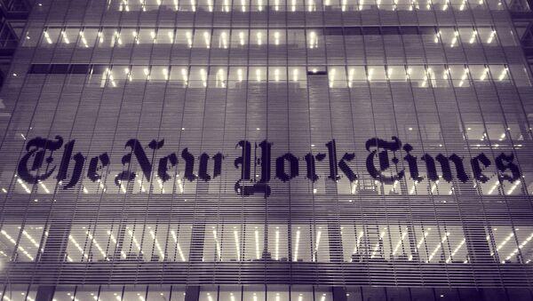 The New York Times - Sputnik France