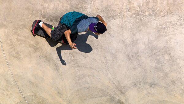 Skateboarder - Sputnik France