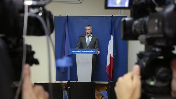 French public prosecutor of Paris Francois Molins adresses a press conference on July 26, 2016 - Sputnik France