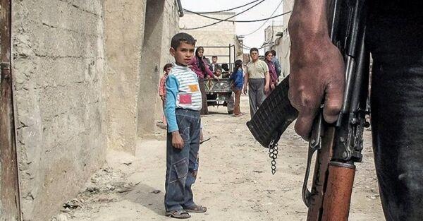 Un enfant en Syrie - Sputnik France