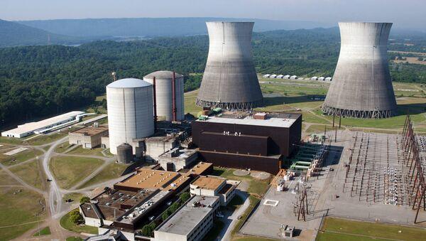 La centrale nucléaire - Sputnik France