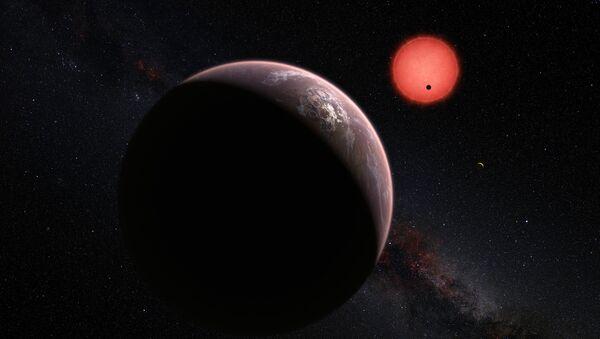 Découverte de trois planètes qui pourraient abriter la Vie! - Sputnik France