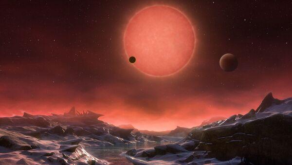 TRAPPIST-1d - Sputnik France