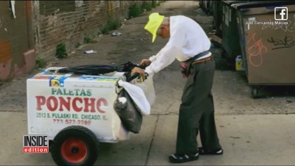 Un vieil homme de 89 ans prend sa retraite grâce aux réseaux sociaux - Sputnik France