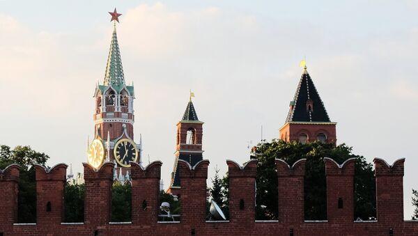 El Kremlin de Moscú - Sputnik France