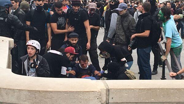 Manifestations, Paris - Sputnik France