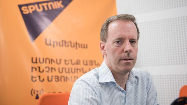 David Kerans, analyste américain - Sputnik France