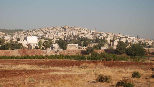 Afrin, Syrie - Sputnik France