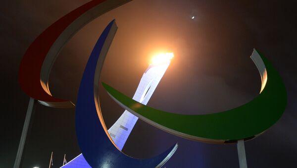 Logo des Jeux paralympiques - Sputnik France
