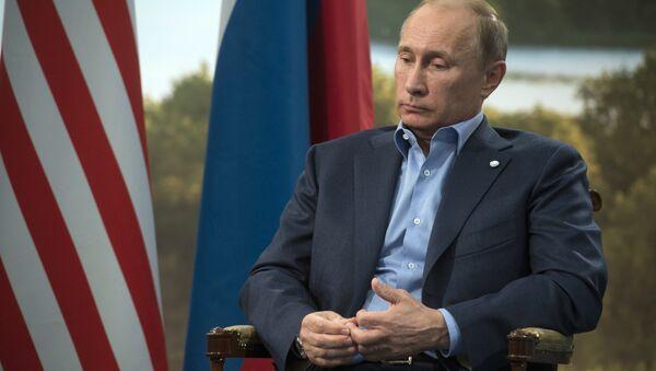 Poutine et la Russie face au soft power américain - Sputnik France