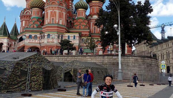 Il cattedrale di San Basilio nella Piazza Rossa, Mosca - Sputnik France