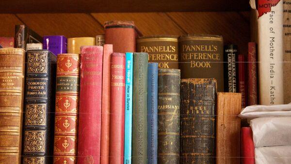 Une bibliothèque - Sputnik France