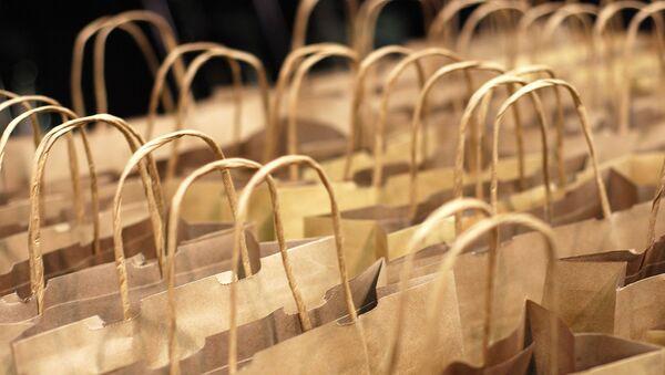 paper bags - Sputnik France