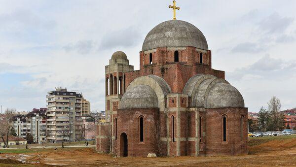 L'église orthodoxe du Christ-Sauveur - Sputnik France