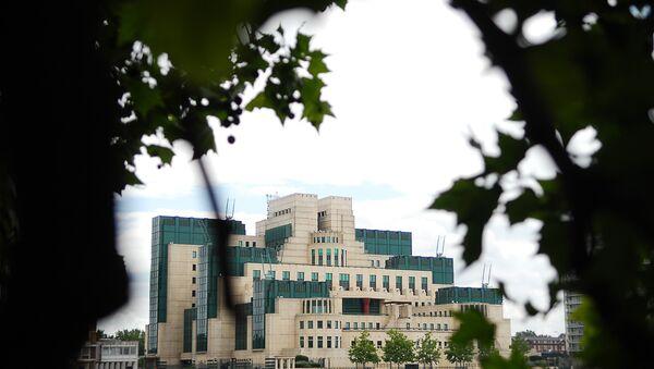 Le MI6, Londres - Sputnik France