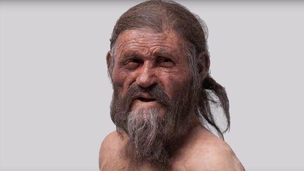 L'homme des glaces Ötzi a parlé ! - Sputnik France