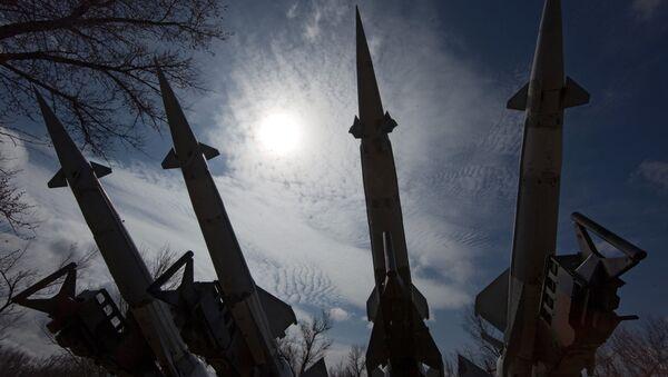 Un système de missiles sol-air - Sputnik France