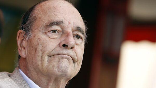 Jacques Chirac  - Sputnik France