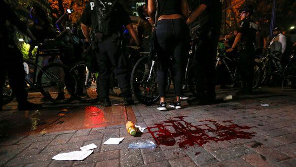 Charlotte: la police publie des vidéos de la mort de Keith Scott - Sputnik France