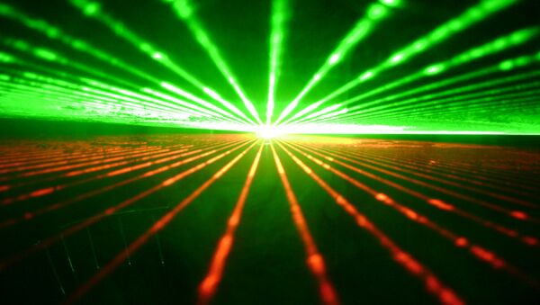 Des faisceaux laser - Sputnik France