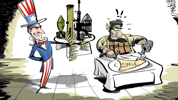 Commandant d'al-Nosra: «les USA sont de notre côté» - Sputnik France