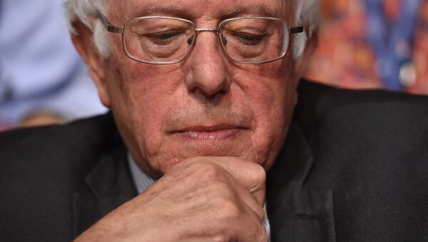 Senateur Bernie Sanders - Sputnik France