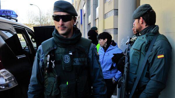 Police espagnole - Sputnik France