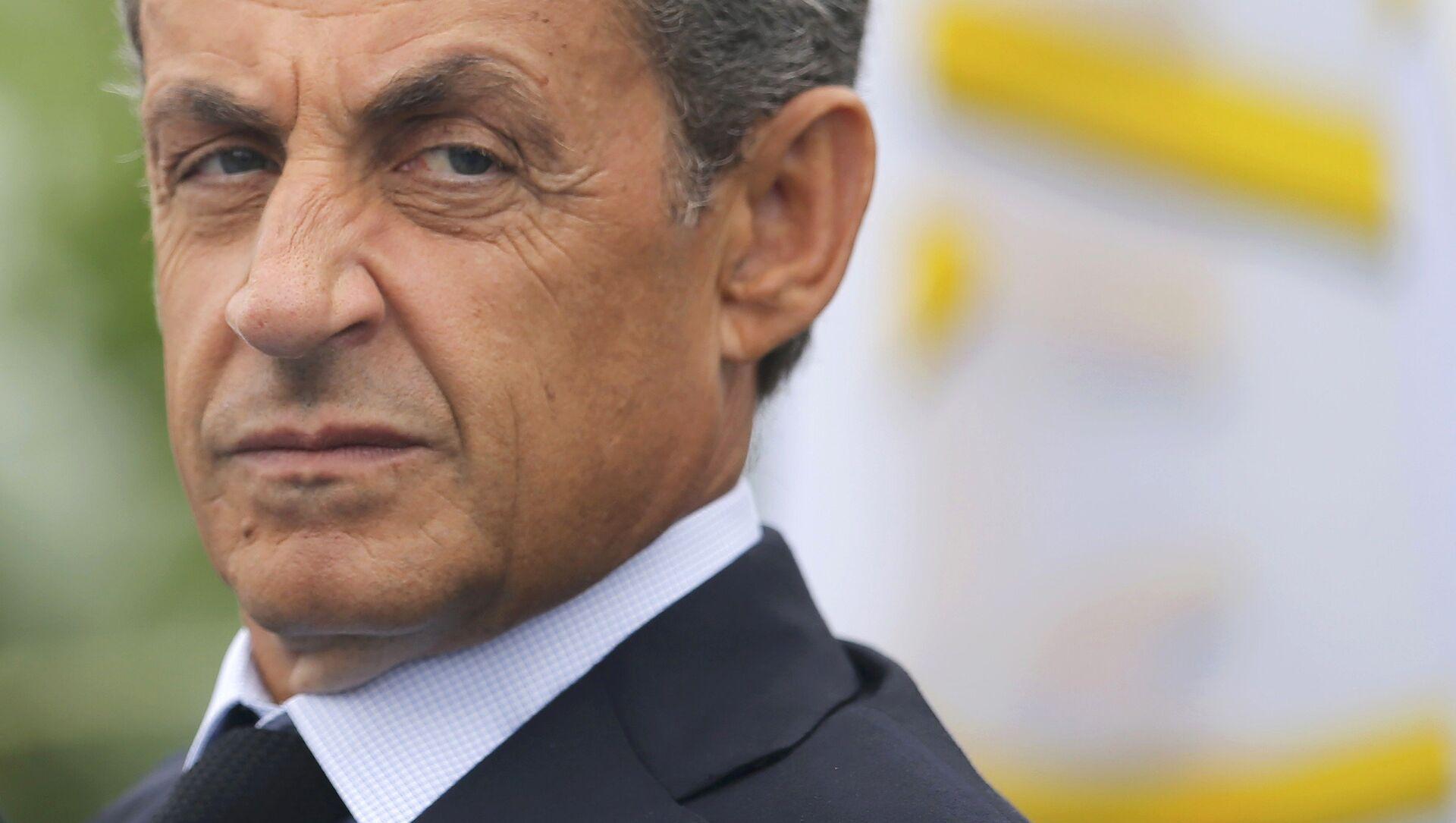 Nicolas Sarkozy - Sputnik France, 1920, 01.03.2021