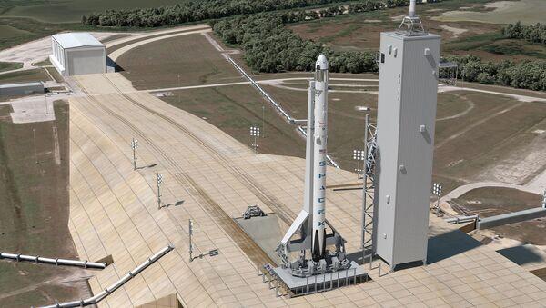 La fusée Falcon 9 de SpaceX - Sputnik France
