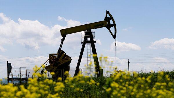 Ölgewinnung in Russland - Sputnik France
