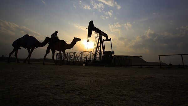 Ölgewinnung in Saudi-Arabien - Sputnik France